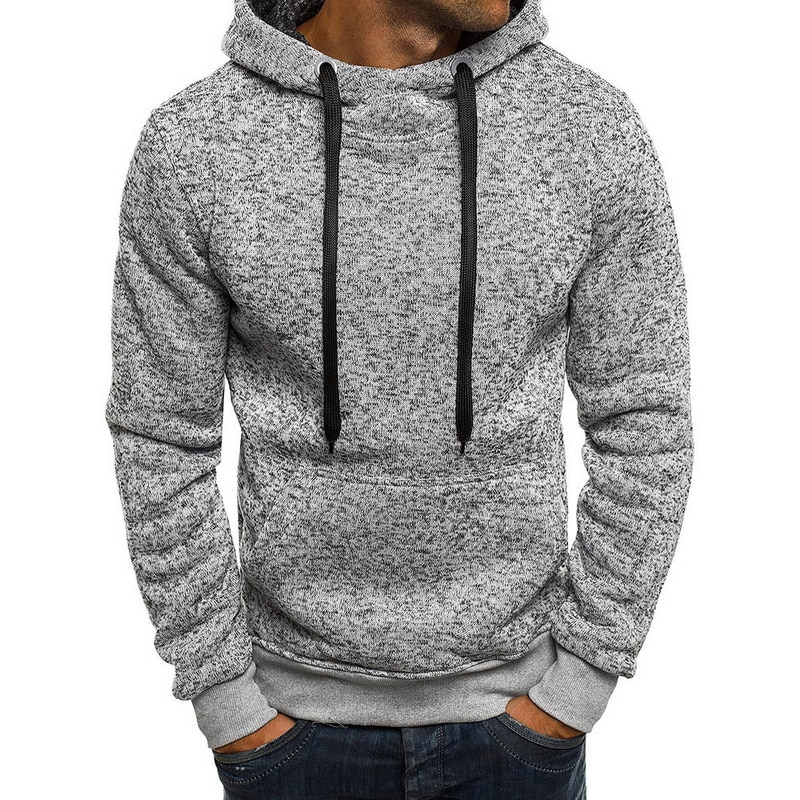 New Brand Sweatshirt Men Hoodies Winter Solid Hoodie Mens Hip Hop Coat Pullover Men's Casual Tracksuits